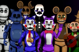 Five Nights at Candy
