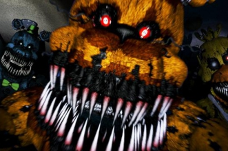 Five Nights at Freddy's 4 Online
