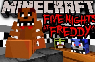 Five Nights At Minecraft