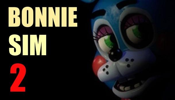 Bonnie Simulator 2 - Fnaf Games