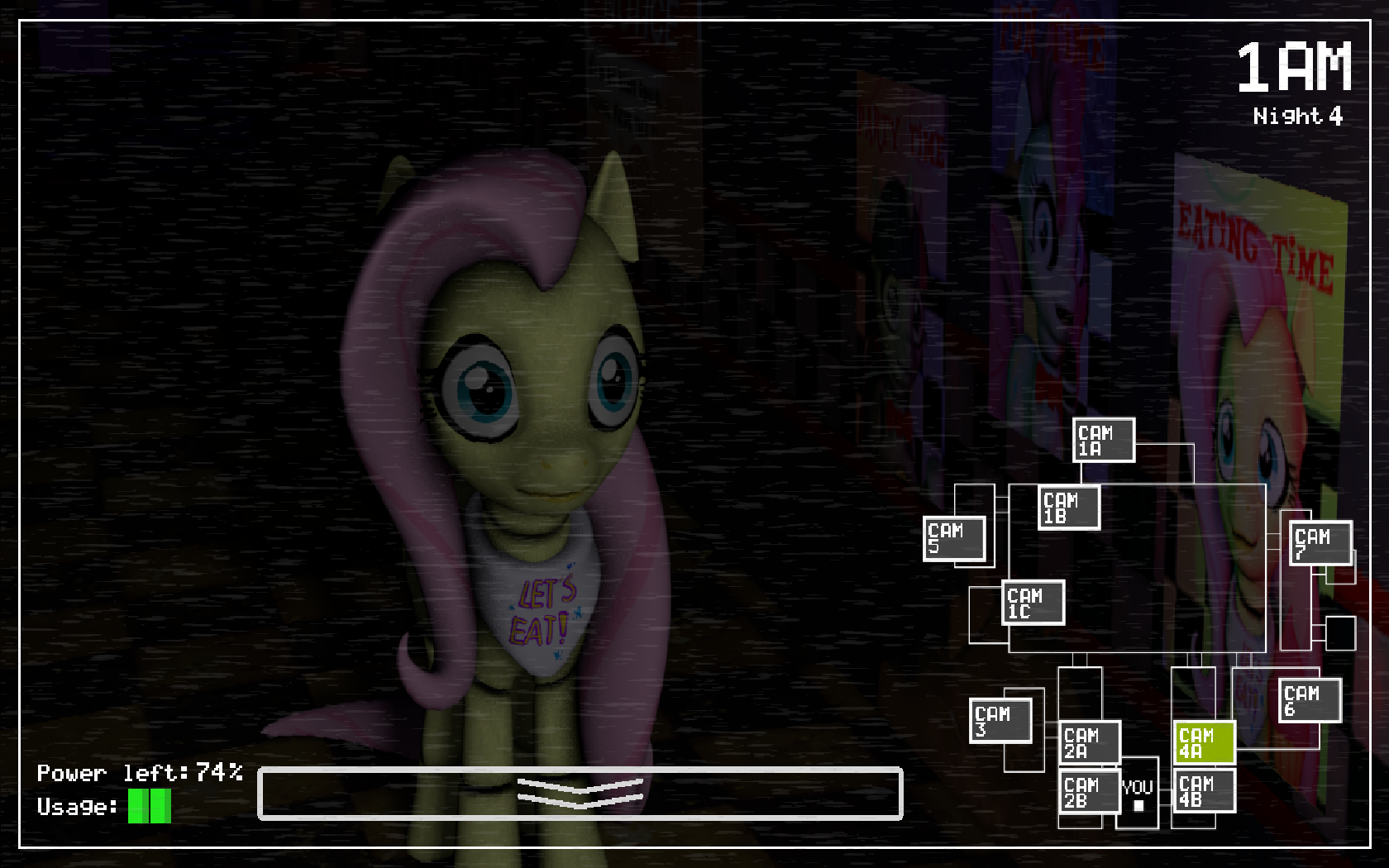 five nights at pinkie's game online   gamewithplay.com