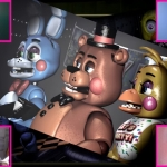 FNAF Sister Location - PURPLE MAN'S SECRET FACTORY - Five Nights at Freddy's Sister Location Teaser
