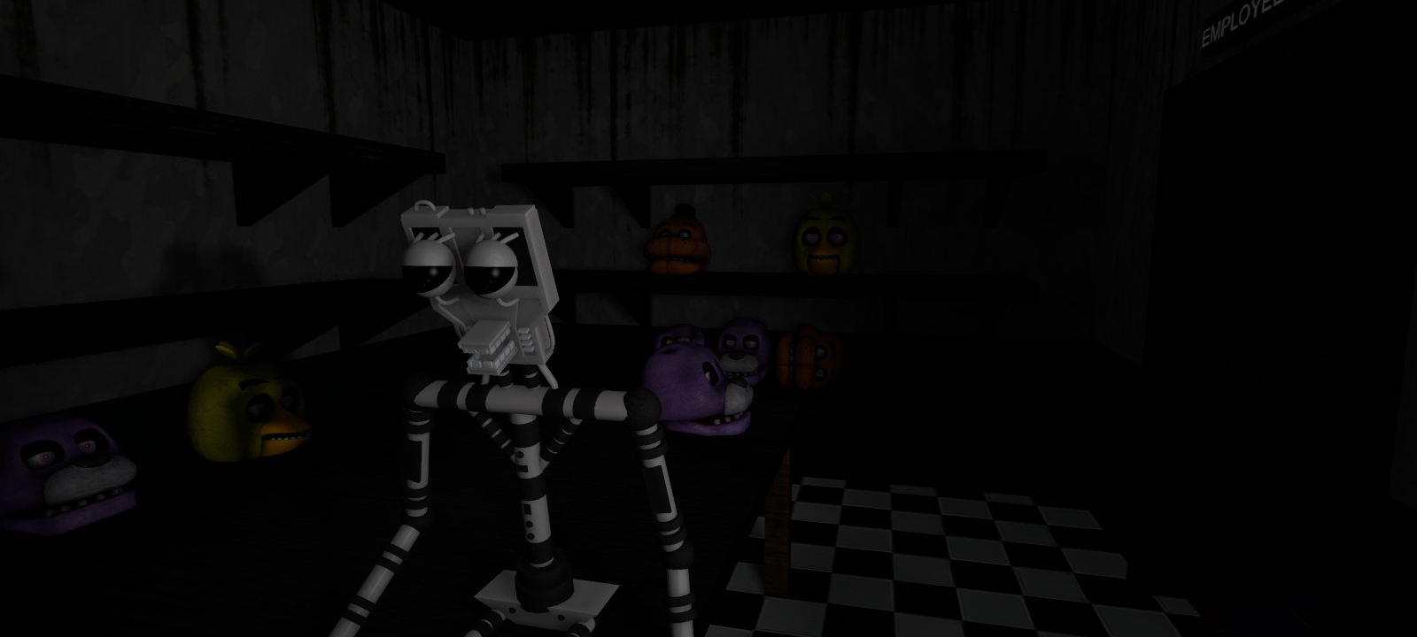 Five Nights At Freddy's MOD (Test)