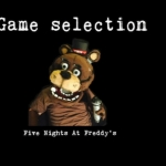 FNAF (Five Nights At Freddy's) jumpscare simulator