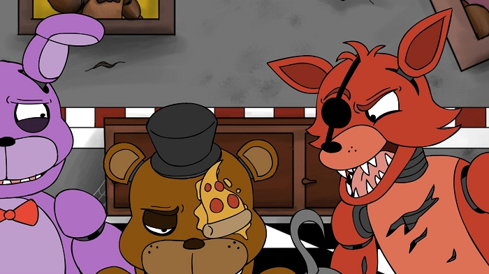 FAIL Night At Fred D. (Five Nights At Freddy's Parody)