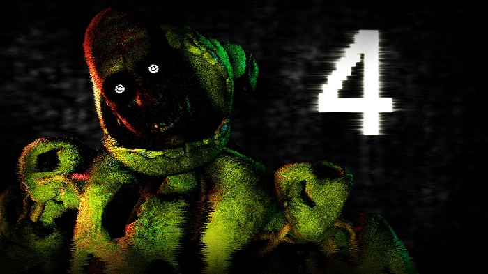 Five Nights at Freddy's 4 (fan made)
