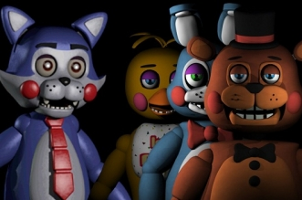Five Nights at Freddy's - Closed Doors (Remastered)