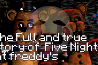 The History Of Freddy (Five Nights at Freddy's Fanmade)