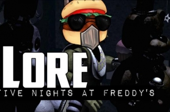 Five Nights at Freddy's LORE