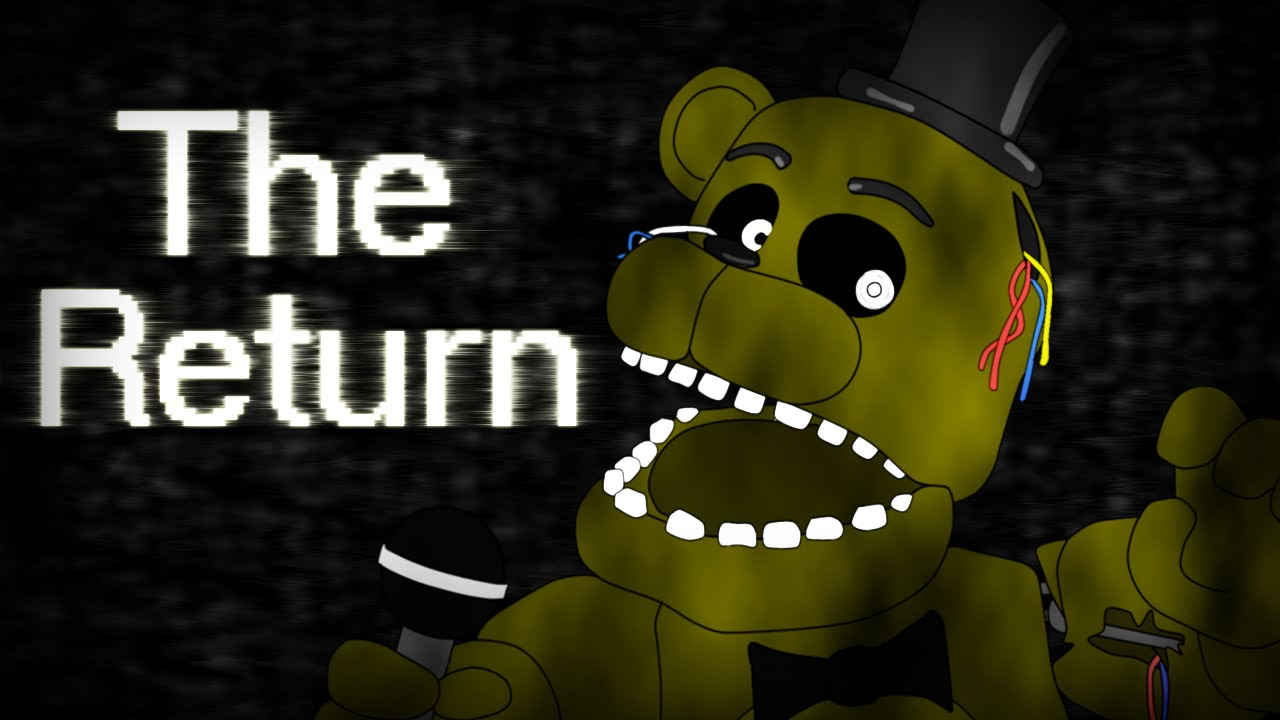 Five Nights at Freddy's - The return