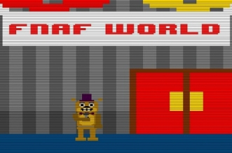 Five nights at Freddy's : minigame world 1
