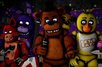 five nights at freddy's GAME STUDIO!