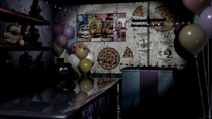 Five Nights at Freddy's 4 (Totally Reel Edition)