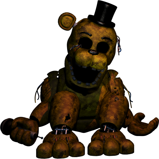FIVE NIGHTS AT WITHERED FREDDY'S DEMO