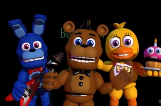 Five Nights at Freddy's [DEMO]