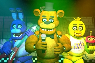 Five Nights at Yellow Bear's