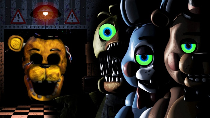 Five Nights At JackSepticEyes