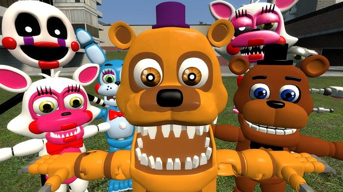 Download Five nights at garry's