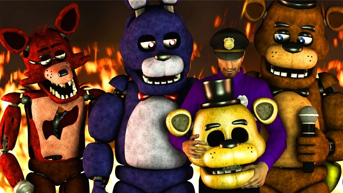 Download FNAF Animatronic Simulator