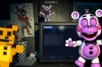 Five Nights at Freddy's Animatronic Simulator