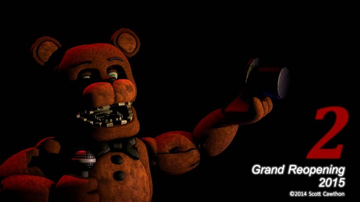 One Night At Freddy's 2: Grand reopening