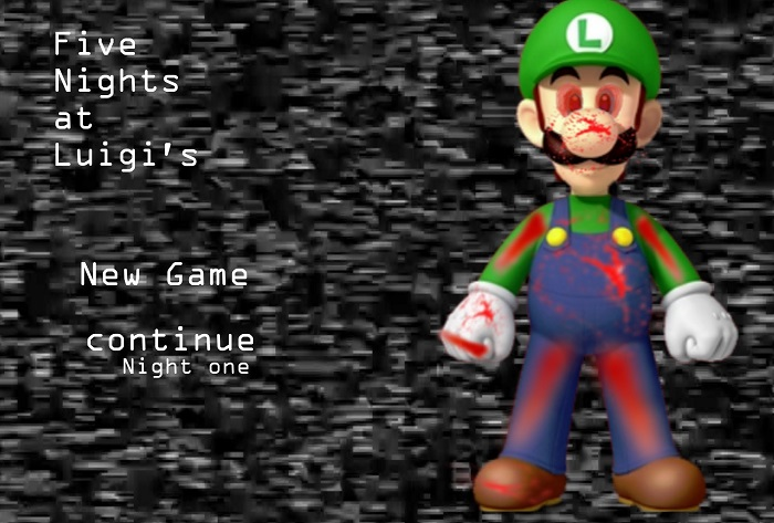 Download Five Nights At Luigi's