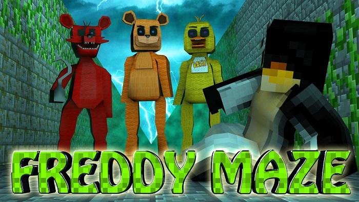 Freddy's Maze: 2