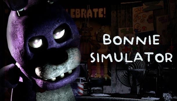 Bonnie Simulator - Fnaf Games