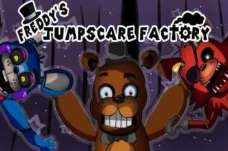 Freddys Jumpscare Factory Fnaf Character Creator