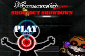 Shootout Showdown: FNAF shooter
