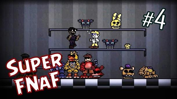 Super FNaF