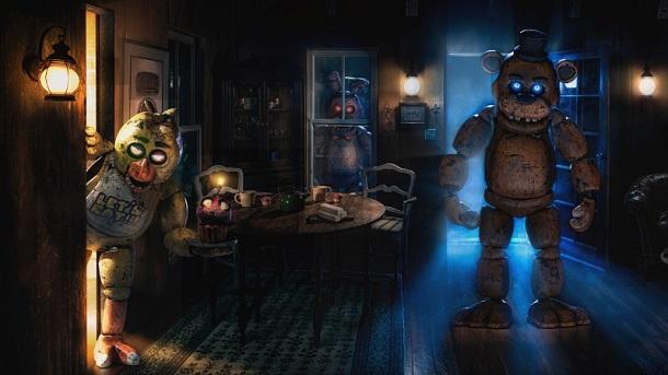 6 Nights Of Terror - Remade