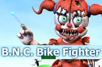 Baby's Nightmare Circus Bike Fighter