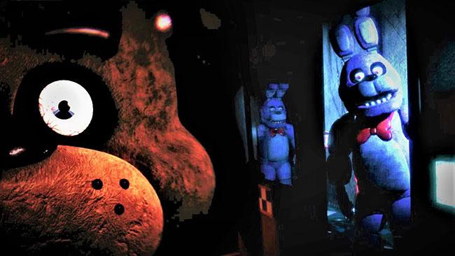 Five Night's at Freddy's Reborn