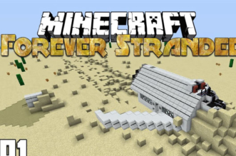Forever in Minecraft