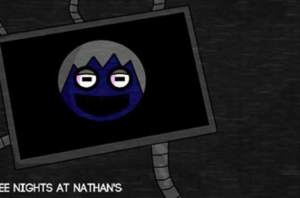 Three Nights at Nathan's Fangame